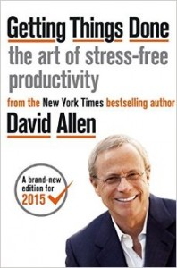 Productivity Books - Getting Things Done